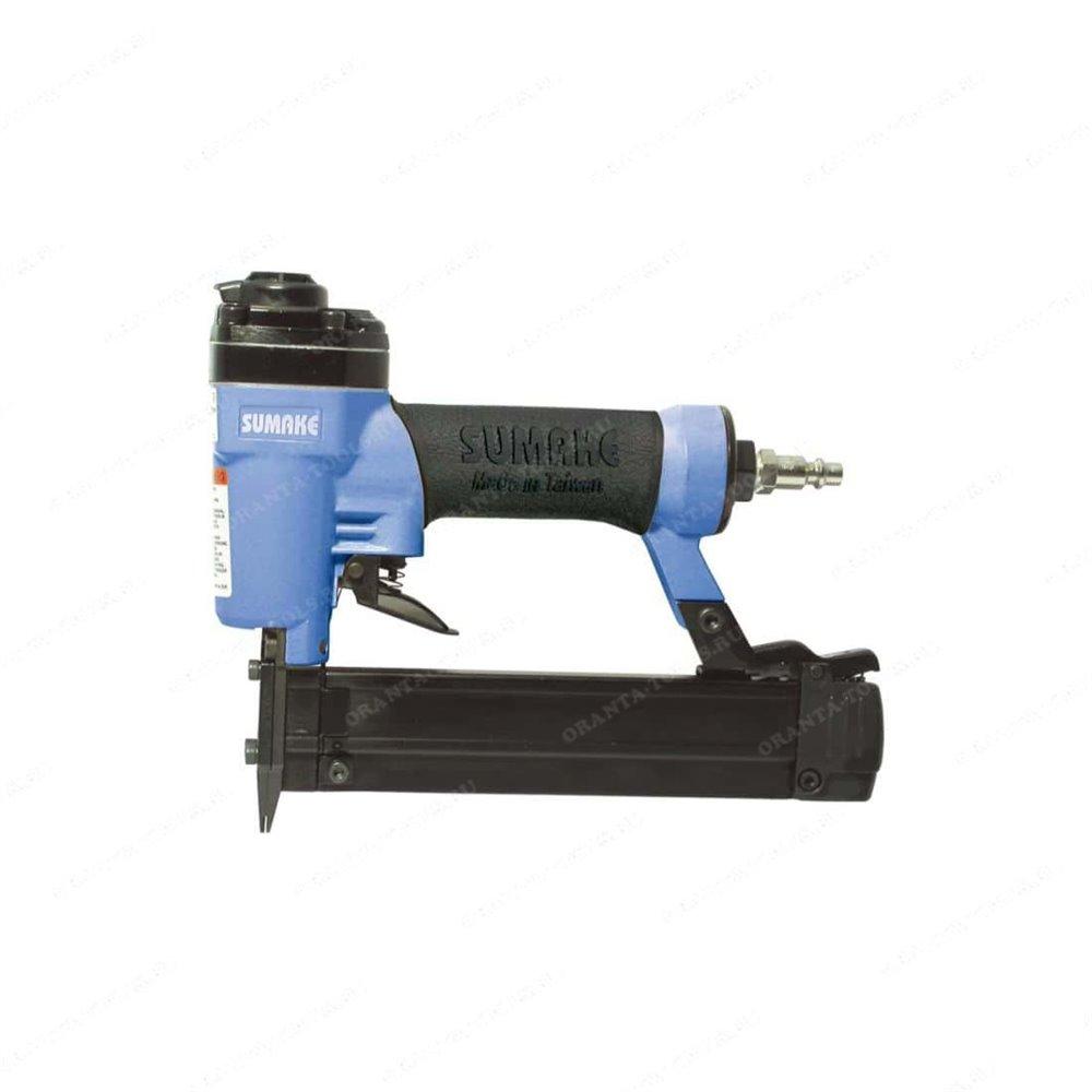 Пневмошлифмашина ST-P7732МК с набором шарошек в пластиковом кейсе