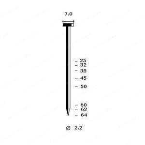 Диск пильный 210*54T*30 алюминий (мягк. металл), пластик, отриц. угол