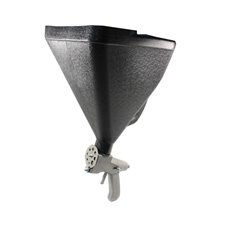Реечные гвозди для нейлера гладкие без покрытия Toua 90 мм