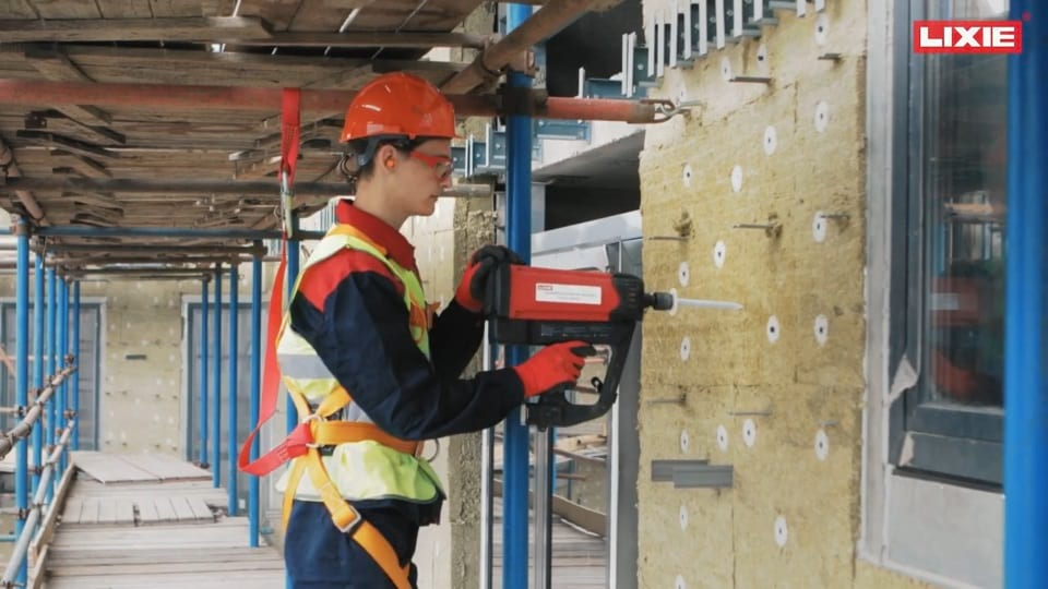 Купить надёжный газовый монтажный пистолет для строительных, электромонтажных, потолочных работ.